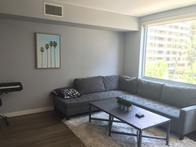 Photo for Luxurious DTLA One Bedroom Loft W/ Gym, Pool, Parking & More!