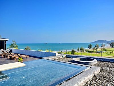 Photo for Beautiful Beach Condo at Sanctuary, Khao Takiab, Hua Hin