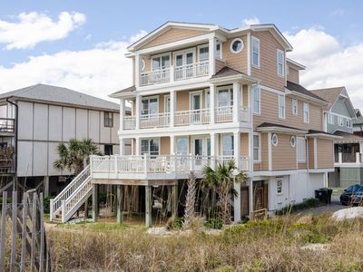 Photo for Spectacular views!! Updated 6 bedroom ocean front home in the heart of WB!