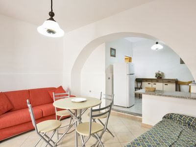 Photo for Sardinian Villa in the Centre of the Village with Balcony & TV; Parking Available, Pets Allowed