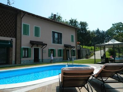 Photo for Beautiful house nestled in the heart of Monferrato.