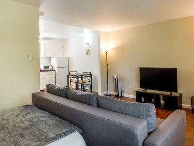 Photo for Spacious DT Studio w/ Central Location & Parking