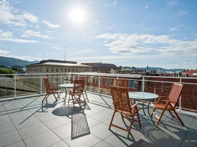 Photo for In the heart of Bergen city,  Cozy Apartment With Rooftop