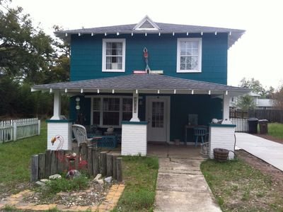 Photo for Pensacola Quaint Private Home 4Br 2B 5Minutes From  Downtown Quiet Neighborhood