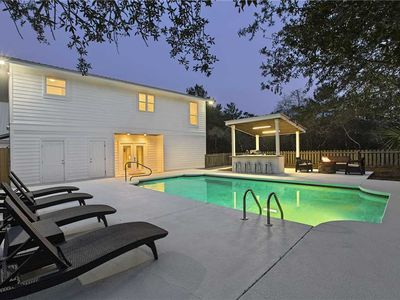 Photo for On Point - Blue Mtn Beach! 30A! Heated Private Pool! Free Beach Service!