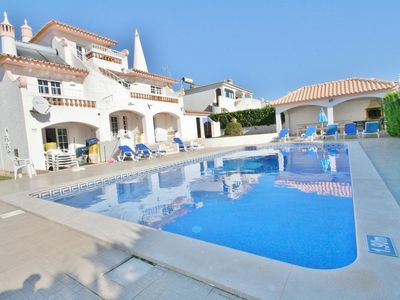 Photo for 8 bedroom Villa, sleeps 18 with Pool, Air Con and FREE WiFi