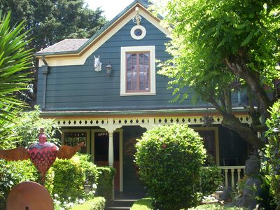 HISTORIC VERY ROMANTIC 1883 SAN FRANCISCO CARRIAGE HOUSE - Western Addition