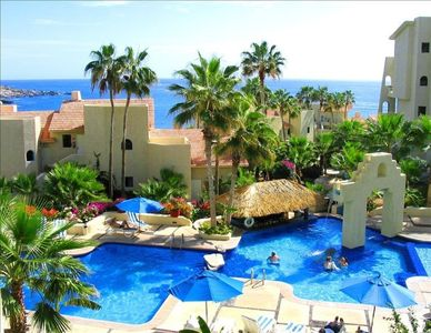 Photo for OCEAN VIEW, 1 BED/1 BATH CONDO, BY THE POOL & BEACH, FREE WIFI & SATELLITE TV