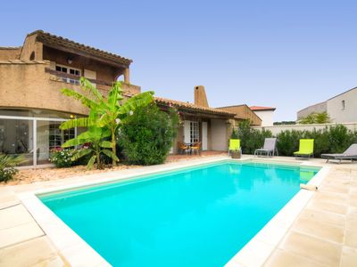 Photo for Vacation home Les Angevines  in Morieres les Avignon, Provence - 5 persons, 3 bedrooms