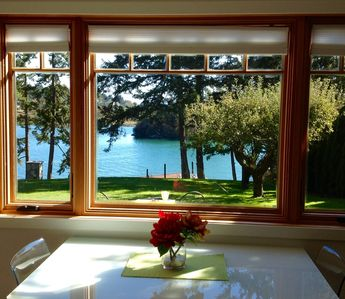 View from living/dining room
