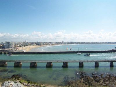 Photo for Sables d'Olonne: Facing the bay and the channel