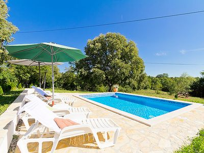 Photo for Holiday house Zminj for 6 - 8 persons with 3 bedrooms - Holiday apartment