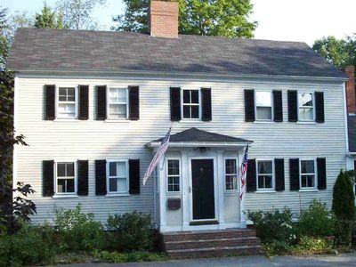 Photo for Historic Capt Chadbourne House in-Town, Near Beaches