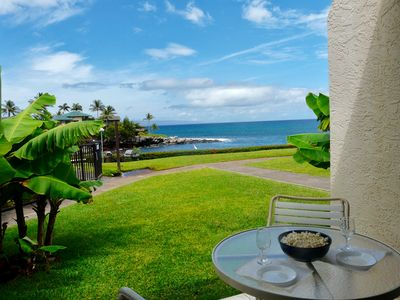 Photo for Napili Point Resort - Oceanfront - THE NICEST INTERIOR in Napili Point
