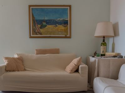 Photo for The house of Gio. Elegant apartment on the harbor
