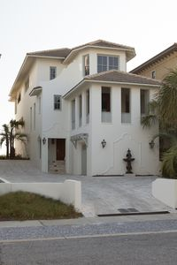 Photo for BEACHFRONT! Luxury living on Carillon Beach. Breathtaking Views/Elevator/WiFi