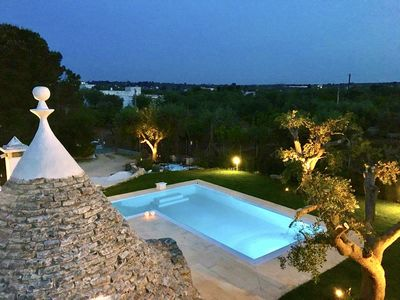 Photo for Trulli Puglia Tales-Private Pool!