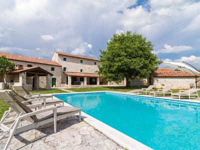 Photo for Hacienda Franboze with an extra big POOL