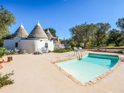 Photo for 2 bedroom Villa, sleeps 4 in Satia with Pool and WiFi