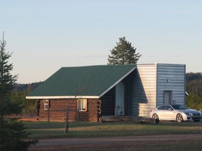 Woodhouse Cottages and Ranch - The Old Logbarn