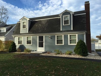 Photo for 5BR, 1.5BA Falmouth Hts Beach Home - Walk to Beach & Martha's Vineyard Ferry