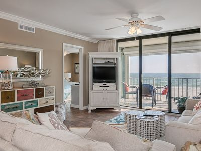 Photo for HAVE A BALL with Kaiser in Summerchase #205: 2 BR/2 BA Condo in Orange Beach Sleeps 7