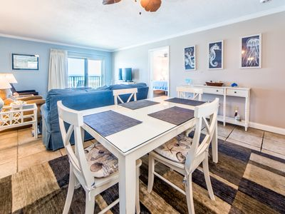 Photo for ☀Gulf FRONT for 6!☀Moonspinner 211B-2BR-Fitness Center-OPEN Apr 13 to 15 $594!