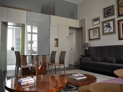 Photo for Modern 2-Bedroom Apartment In The Marais, Sleeps 5