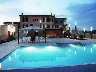 Photo for Luxury Style Villa in Manacor with Pool