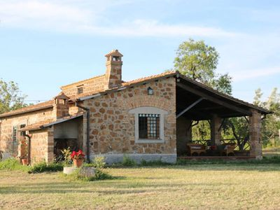 Photo for Farmhouse surrounded by olive trees a few steps from the center of Cerveteri