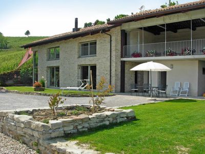 Photo for Vacation home Ca' Mia (SER150) in Monforte d'Alba - 6 persons, 2 bedrooms