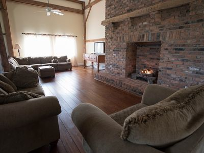 Photo for 4BR Barn Vacation Rental in Somerville, Ohio