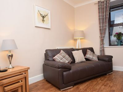 Relax on the comfy sofas after a day out exploring the local area