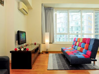 Photo for Max's Cozy Home Studio 500m to KLCC Twin Towers 1000m to Bukit Bintang Fast Wifi