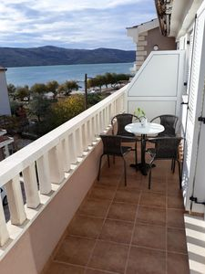 Photo for Apartment VesnaDj  A1(4+1)  - Seget Vranjica, Riviera Trogir, Croatia
