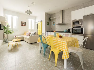 Photo for Apartment in the center of Madrid with Internet, Washing machine, Air conditioning (748017)