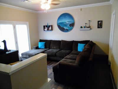 Photo for Private retreat in safe, friendly suburb- off of major intersection!