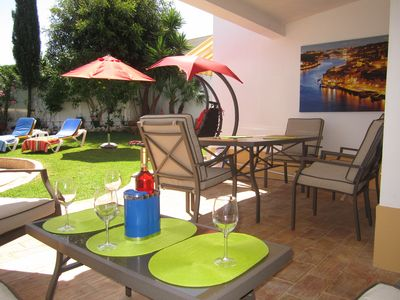 Photo for Private Character Villa, Heated Pool, Garden, Peaceful Location,sleeps 4(2 Beds)