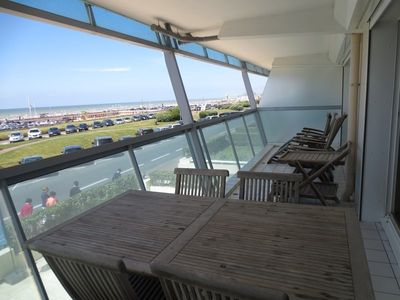 "Photo for Apartment type 3 with Sea View ""Le Fontainebleau 2"""