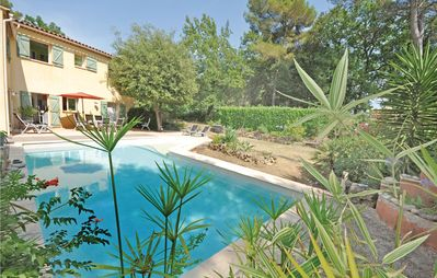 Photo for 4 bedroom accommodation in Roquefort les Pins