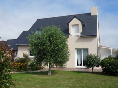 Photo for L'OLIVIER: house of 110 m2 between sea and countryside for 2 to 8 people