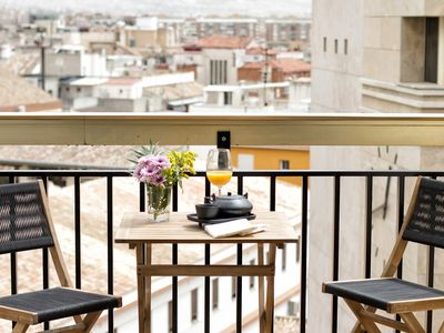 Photo for Luxury Alhambra Penthouse Collection - Embrujo