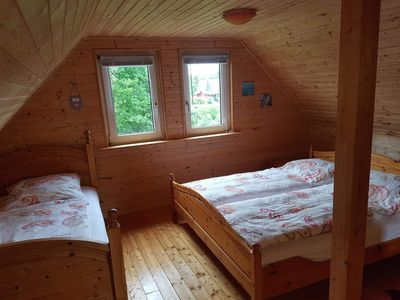 Photo for Holiday house, shower, toilet, 1 bed room - Redenius - Ferienhaus Light breeze