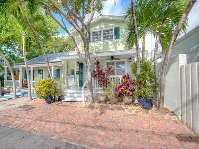 Photo for Family-friendly, downtown beach house w/ shared patio & gas grill