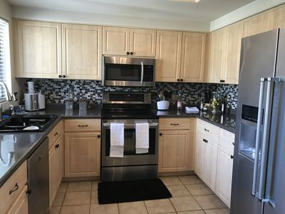 Photo for Luxury 2 Bedroom/2 Bath Condo in ideal Scottsdale Location - gated community