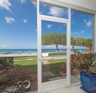 Photo for Amazing Views Ground Floor Beach Front SMB