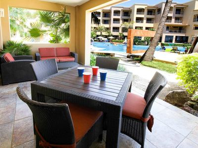 Photo for 102 REEF EL FARO 2BDR Apt ,the perfect place for holidays at the Caribbean