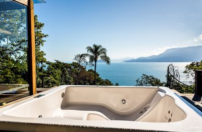 Photo for Glass house: sophistication in Ilhabela
