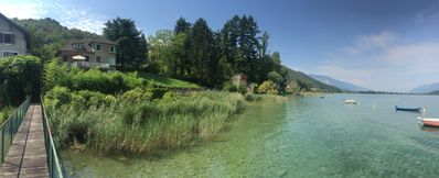 Photo for House on the shores of the lake du Bourget, Savoie