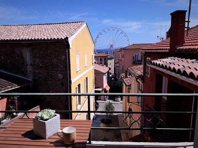 Photo for Studio in the heart of the village in Le Lavandou